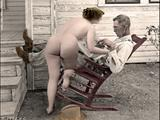 Antique Nudes--Depression Era Settings